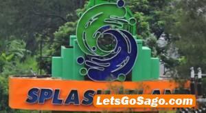 splash island logo